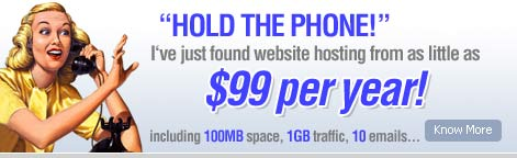 Click for web hosting plans!